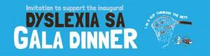Dyslexia SA Gala Dinner Logo