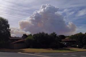 Adelaide Bushfire 2015